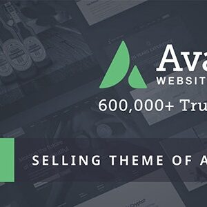 Avada WordPress Site builder and theme