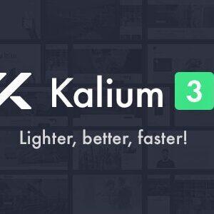 Kalium creative theme