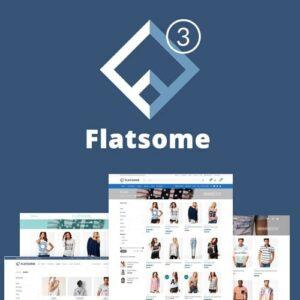 Flatsome theme Multi Purpose wordpress Theme