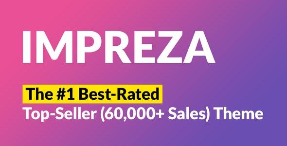 Impreza WordPress Multi-Purpose Theme