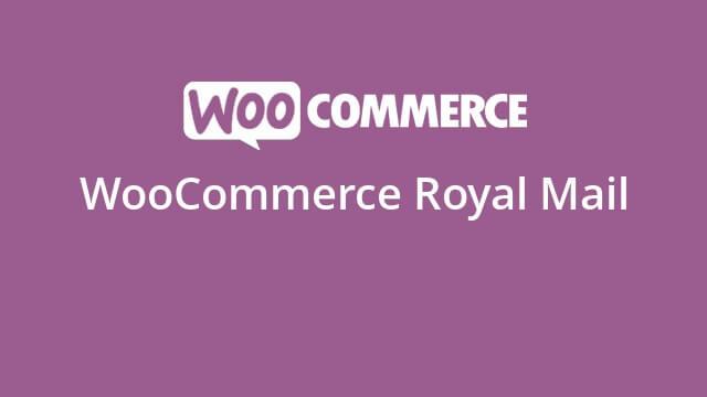 WooCommerce Royal Mail Plugin